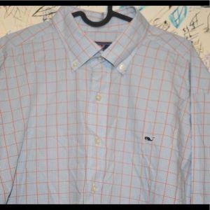 Vineyard Vines Dress shirt XL